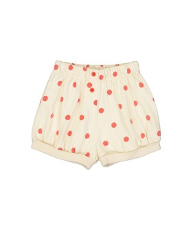 Olympe Short - Dots Red