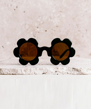 Daisy Kids Sunglasses - Black