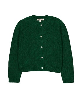 June Cardigan - Green