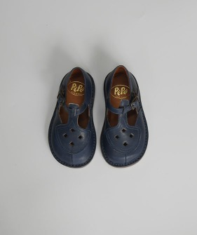 Pepe Shoes - Ezra Bluemoon ( Snap Button Type)