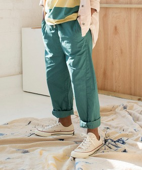 Relaxed Pant - Silver Pine