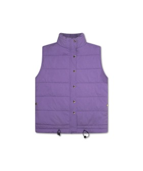 Body Warmer - Greyish Violet