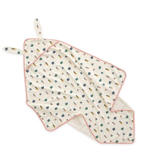 Bunny Blanket - Gardenia Tea Party ★LAST ONE★