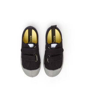 Star Master Kid Velcro - Black/Grey