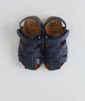 Pepe Shoes #BK8 - Vacchetta Blue
