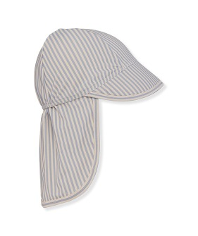 Aster Sunhat - Light Blue Stripe ★LAST ONE★