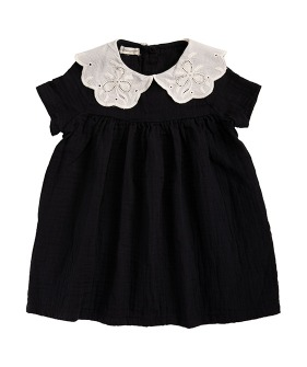 Frances Dress - Black
