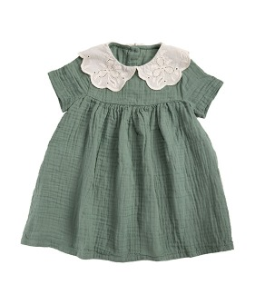 Frances Dress - Green