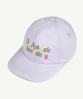 Hamster Kids Cap - Soft Purple The Animals (F21140)
