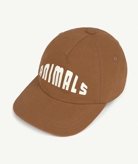 Hamster Kids Cap - Brown Animals (F21140)