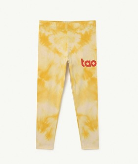Penguin Kids Leggins - White Tao  (F21057) ★ONLY 3Y★