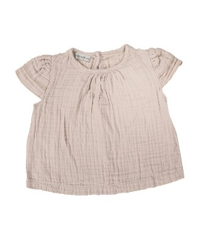 Agnes Blouse - Powder