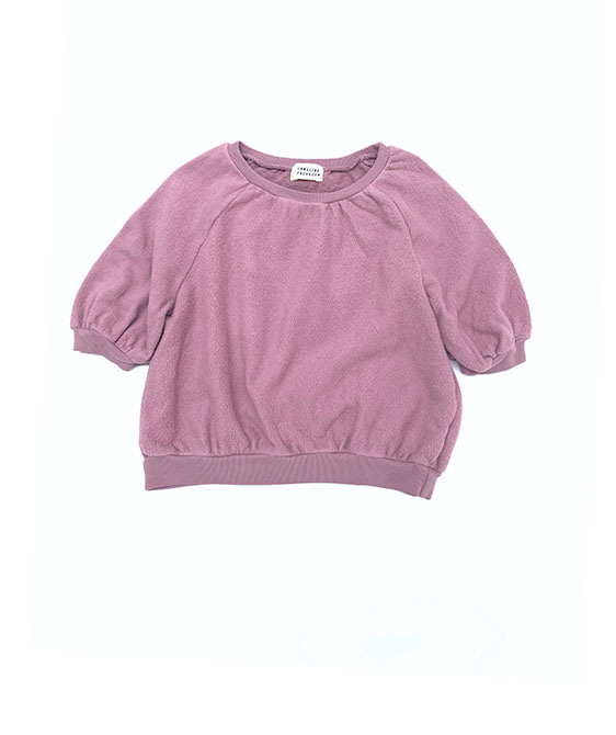 Terry Sweater (431) - Lavender ★ONLY 4Y★