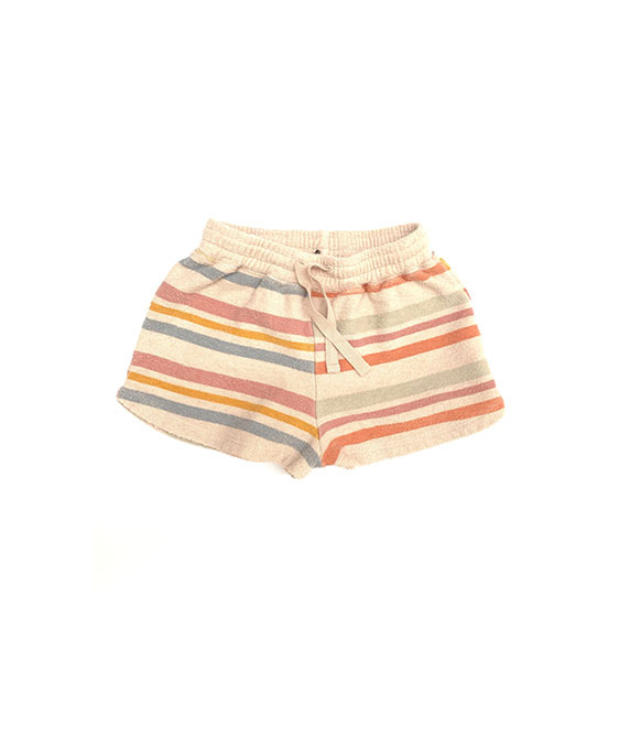 Terry Shorts (440) - Stripe