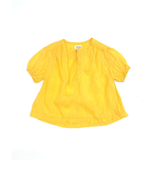 Wide Blouse (459) - Yellow